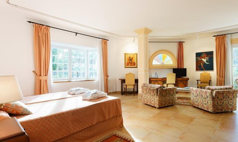 La Moraleja Boutique Hotel penthouse suite