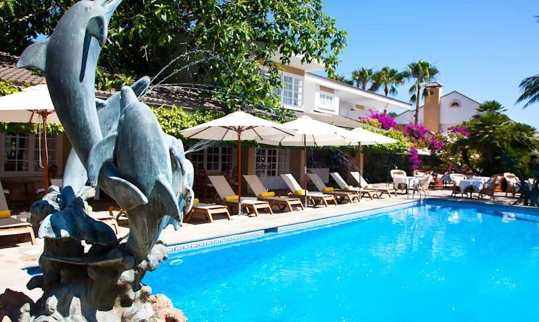 La Moraleja Boutique Hotel pool