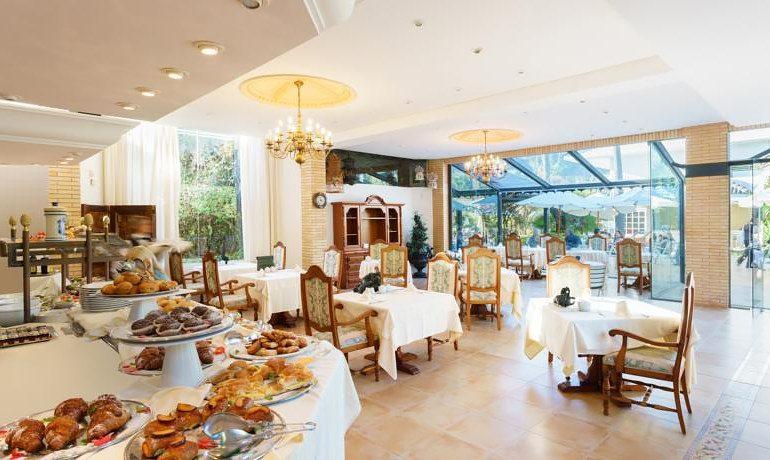 La Moraleja Boutique Hotel restaurant