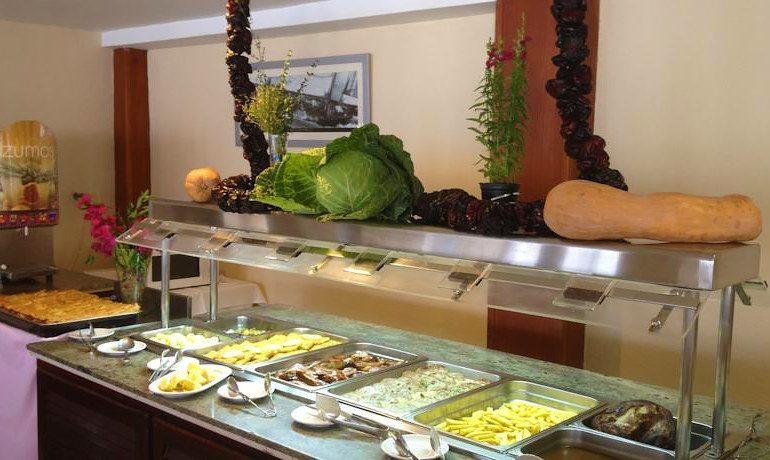 Hotel RD Costa Portals restaurant gastronomy
