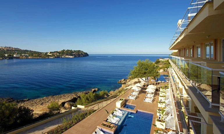 Iberostar Suites Hotel Jardín del Sol balcony view