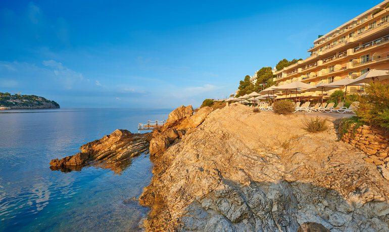 Iberostar Suites Hotel Jardín del Sol beach