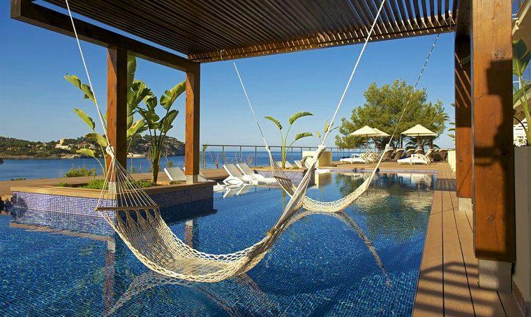 Iberostar Suites Hotel Jardín del Sol hammocks