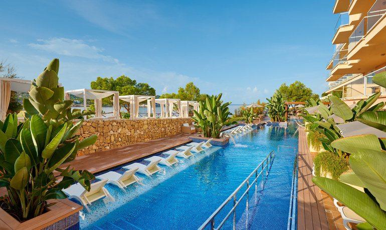 Iberostar Suites Hotel Jardín del Sol pool view