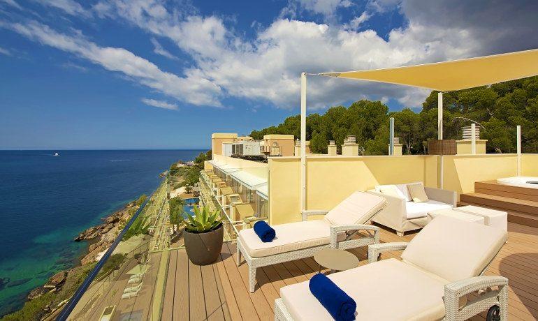 Iberostar Suites Hotel Jardín del Sol room terrace
