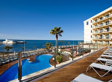 Aluasoul Palma Adults Only hotel in Mallorca, Spain