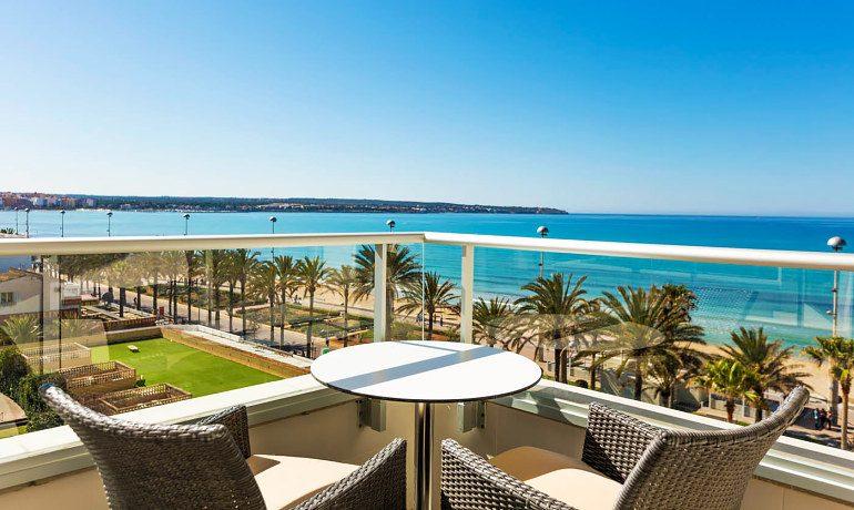 Pure Salt Garonda balcony view