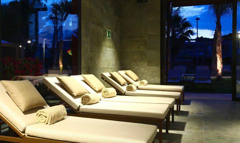Pure Salt Garonda spa center