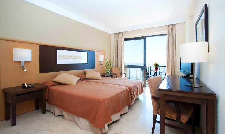 Sensimar Aguait Resort & Spa double room with sea view