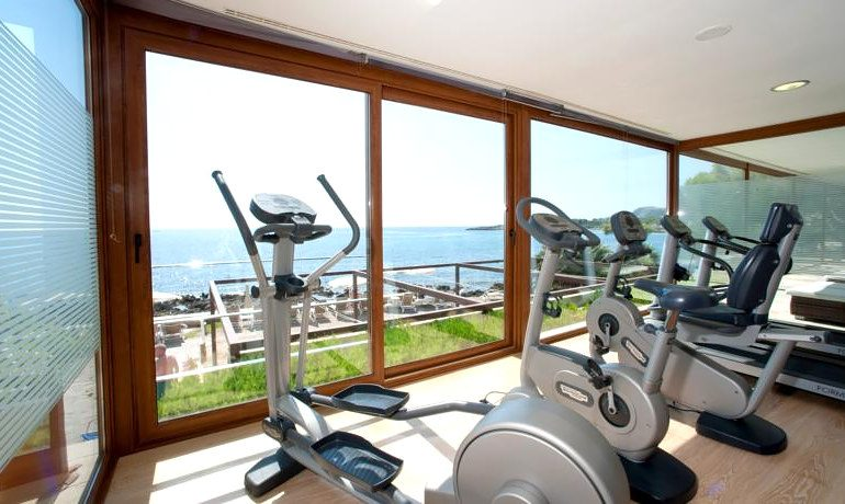 Sensimar Aguait Resort & Spa gym