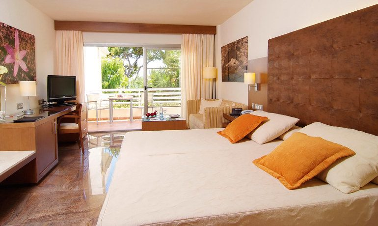 Vanity Hotel Golf double superior room