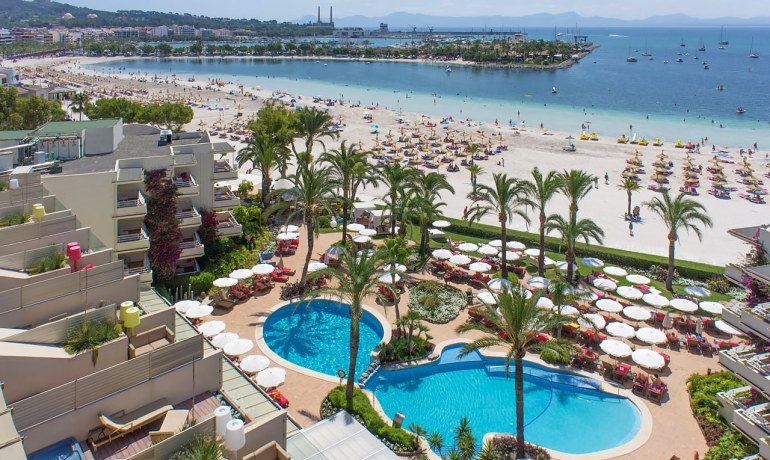 Vanity Hotel Golf general view