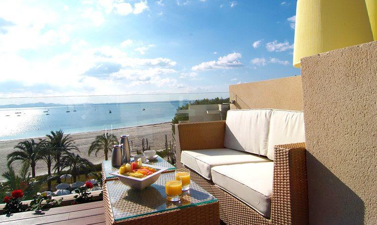 Vanity Hotel Golf royal terrace