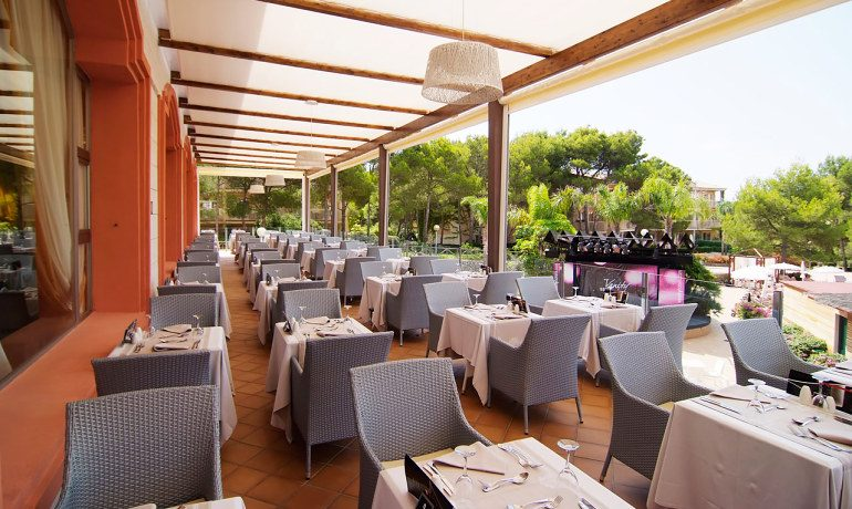 Vanity Hotel Suite & Spa adagio restaurant