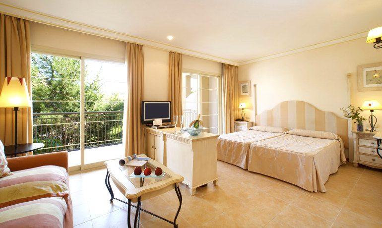 Vanity Hotel Suite & Spa junior room