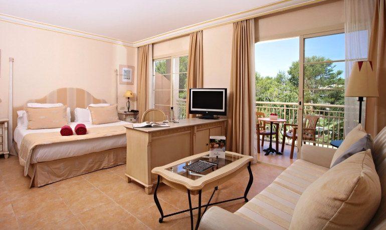Vanity Hotel Suite & Spa premium junior