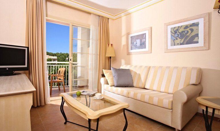 Vanity Hotel Suite & Spa premium junior balcony
