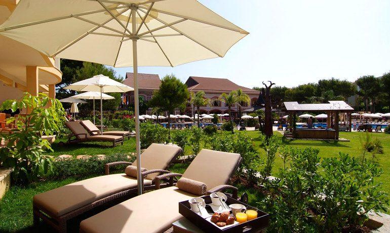 Vanity Hotel Suite & Spa privilege junior terrace
