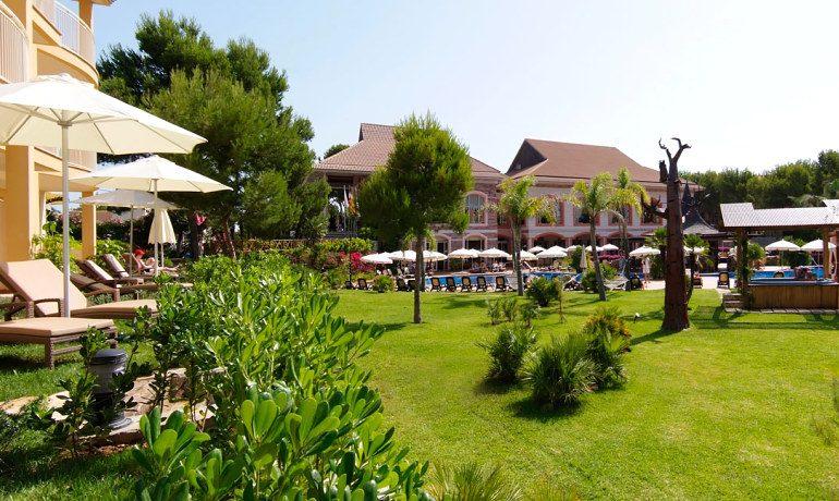 Vanity Hotel Suite & Spa room terraces