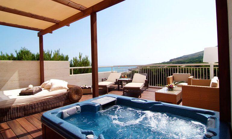 Vanity Hotel Suite & Spa royal terrace junior