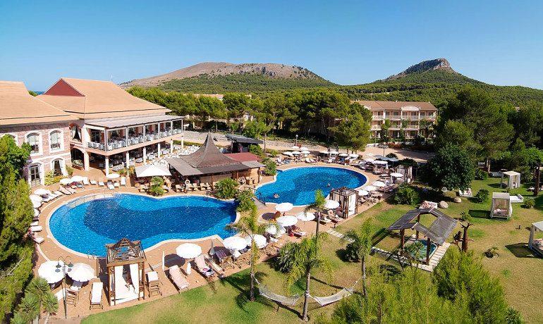 Vanity Hotel Suite & Spa view
