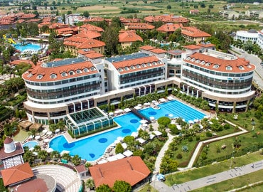 Alba Royal Hotel adults only in Side, Turkey
