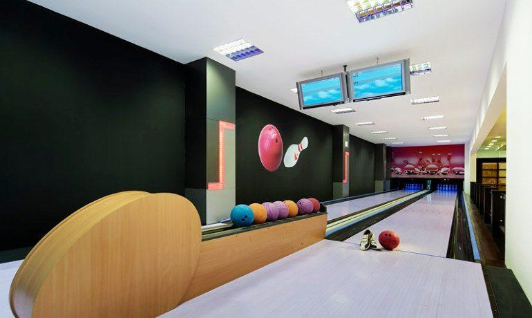 Alba Royal Hotel bowling