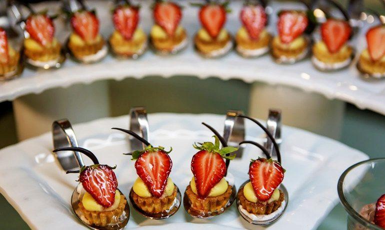 Alba Royal Hotel perfect desserts