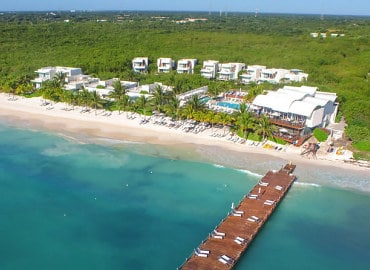 Blue Diamond Luxury Boutique Hotel Adults Only resort in Playa de Carmen, Mexico