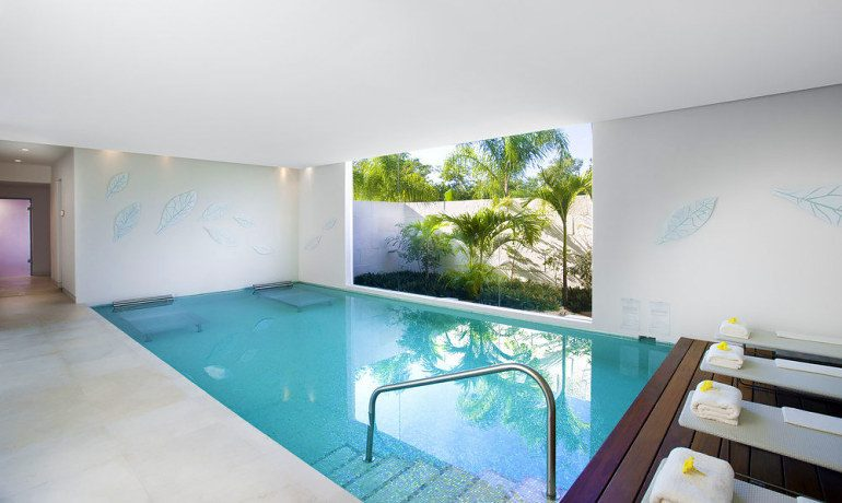 Blue Diamond Luxury Boutique Hotel indoor pool