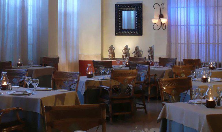 Catalonia Royal Tulum centenario a la carte restaurant