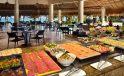 Catalonia Royal Tulum la palapa restaurant gastronomy