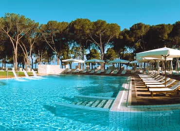 Falkensteiner Hotel Adriana adults only in Zadar, Croatia