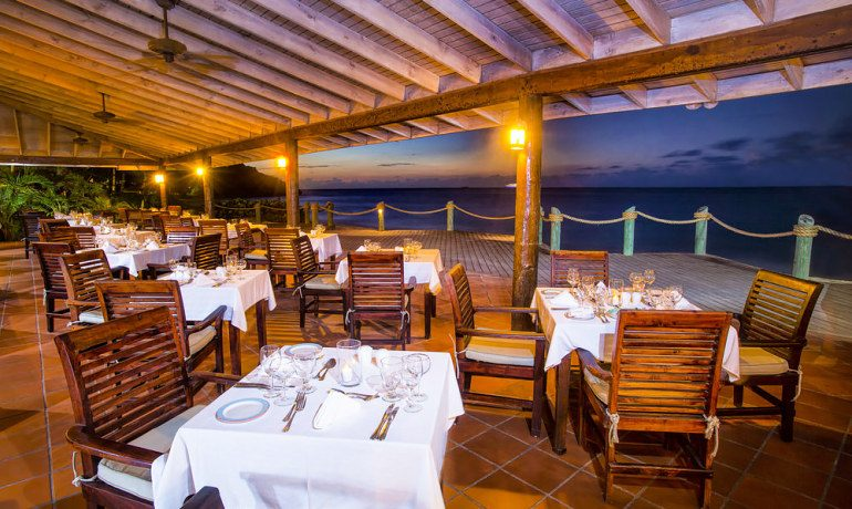 Galley Bay Resort & Spa restaurant