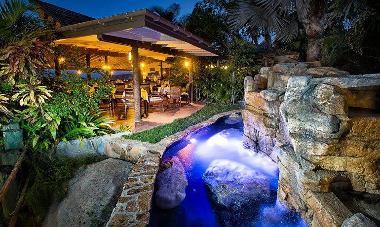 Galley Bay Resort & Spa sea grape restaurant