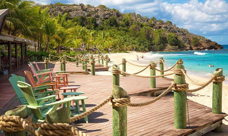 Galley Bay Resort & Spa sun terrace