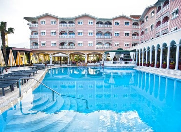 Pasha's Princess Hotel Adults Only in Kemer, Turkey