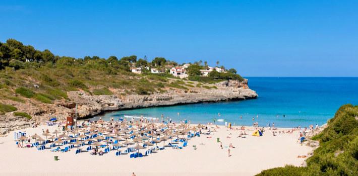 Cala Mandia resort