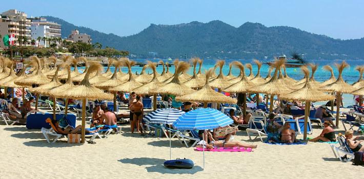 Cala Millor beach resort