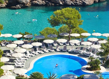Inturotel Cala Esmeralda adults only hotel