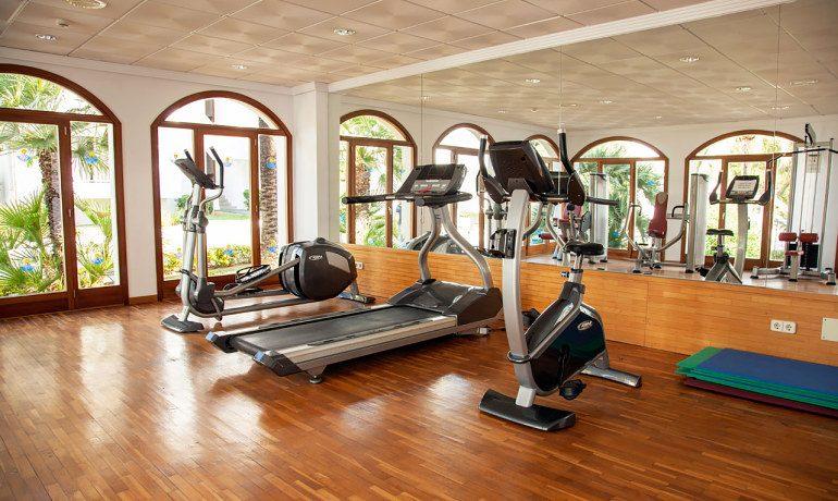 Inturotel Cala Esmeralda gym