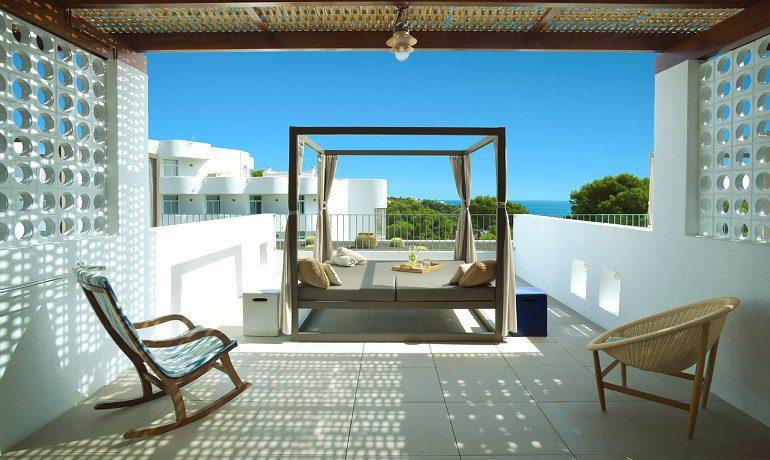 Inturotel Cala Esmeralda junior suite premium terrace