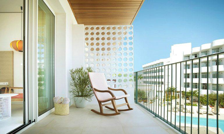 Inturotel Cala Esmeralda junior suite premium terrace balcony