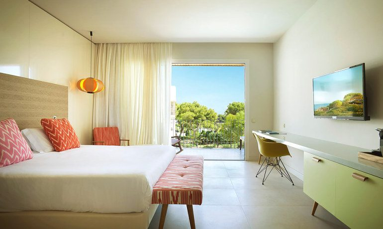 Inturotel Cala Esmeralda junior suite premium terrace room