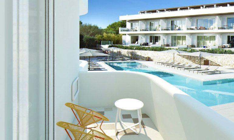 Inturotel Cala Esmeralda select double room balcony