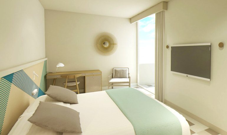 Inturotel Cala Esmeralda select double room seaview