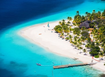 Palm Island Resort adults only in Saint Vincent & Grenadines, Caribbean