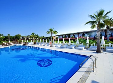 Sentido Flora Garden adults only hotel in Side, Turkey