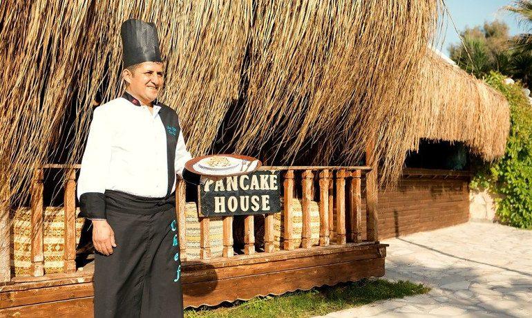Sentido Flora Garden pancake house