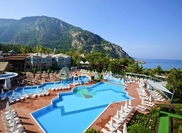 SENTIDO Lykia Resort & Spa Adults Only hotel in Fethiye, Turkey